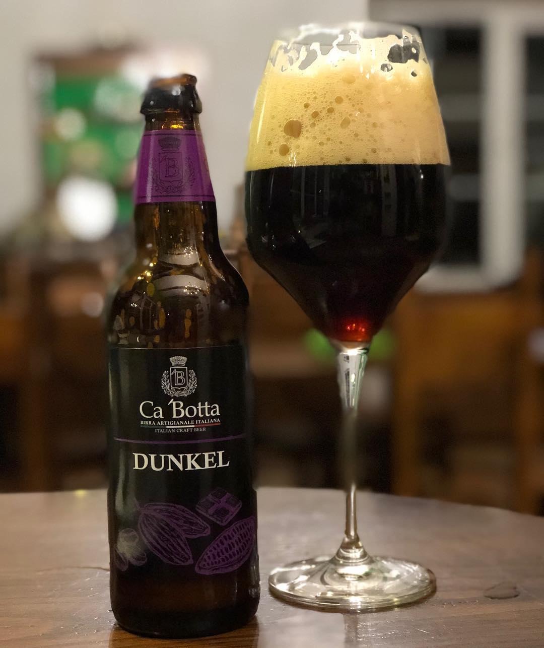 Когда в настроение темное! #cabottabeer #крафт #пиво #итальянскоепиво #вечер #москва